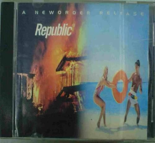 cd   new order - republic  -  b228