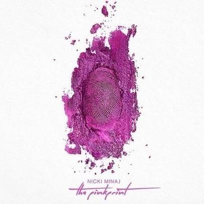 cd nick minaj pinkprint (2015)