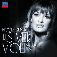 cd nicola benedetti the silver violin