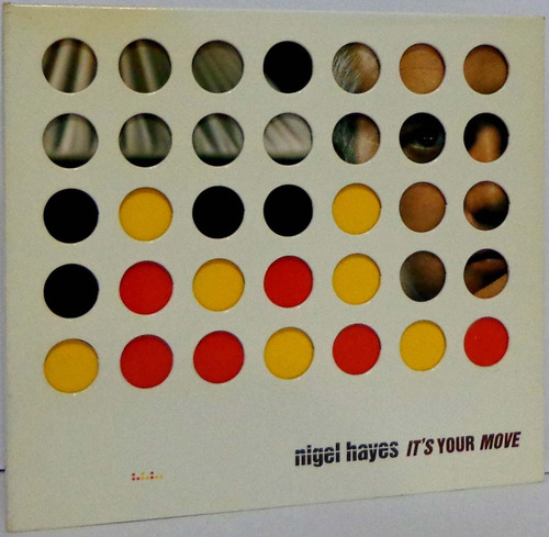 cd nigel hayes - it's your move (digipack)