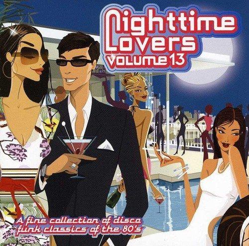 cd : nighttime lovers - nighttime lovers 13 (cd)