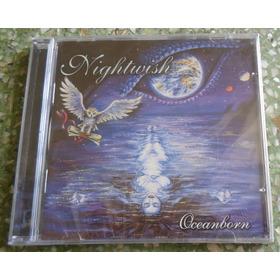 Cd Nightwish - Oceanborn Remasterizado - 4 Bônus