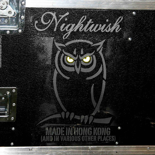 cd : nightwish - made in hong kong (and in various other...