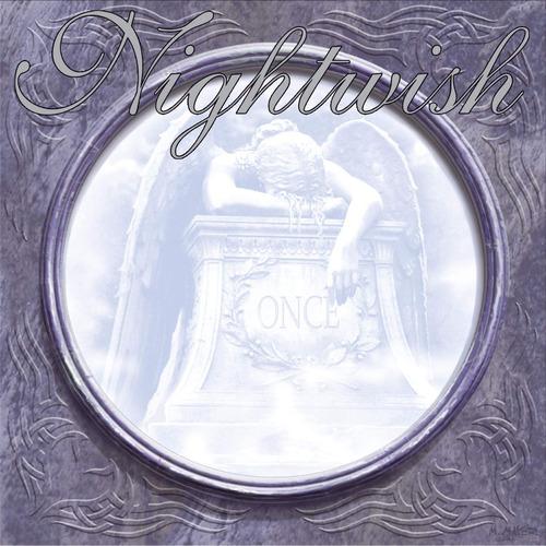 cd : nightwish - once (cd) (3404)