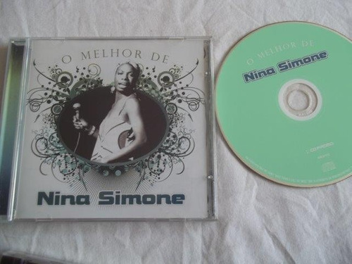 cd - nina simone - jazz