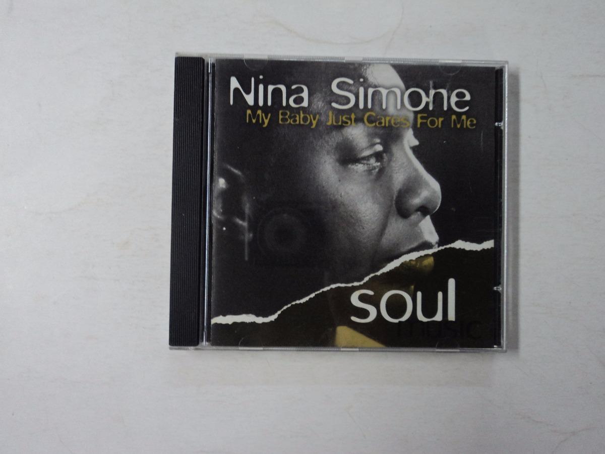 Cd Nina Simone - My Baby Just Cares For Me Série Soul Music
