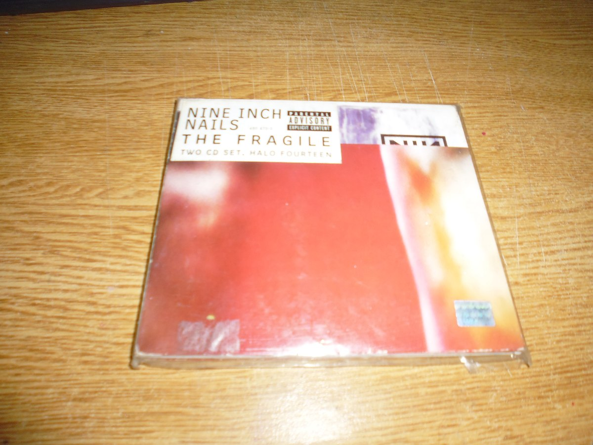 Cd Nine Inch Nails The Fragile 2 Cds 8 Puntos Usado Arg - $ 170,00 ...