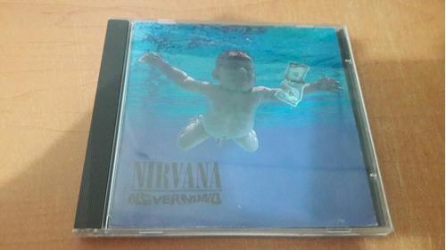 cd nirvana - nevermind