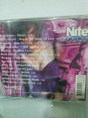 cd - nite dance 3