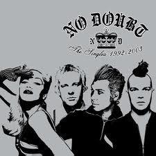 cd  : no doubt - singles 1992-2003   -   b116