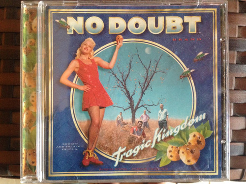 cd no doubt tragic kingdom