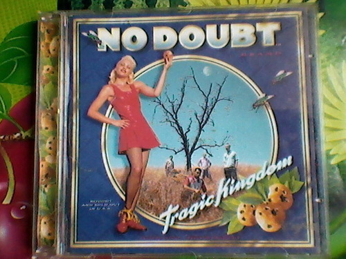 cd- no doubt- tragic kingdom