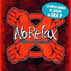 cd no relax - virus de rebelión (2006)