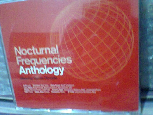 cd nocturnal frequencies  @  (importado)