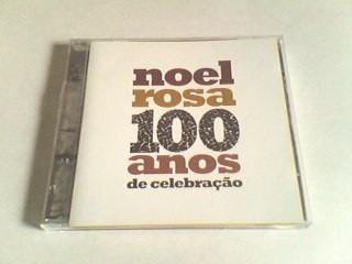 cd noel rosa - 100 anos de celebração