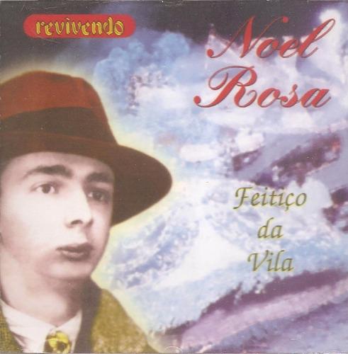 cd noel rosa feitico da vila c/ orlando silva carmen miranda