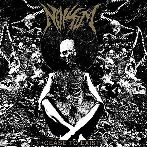 cd : noisem - cease to exist (cd)