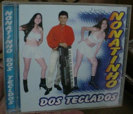 cd  nonatinho  dos  teclados -  b307