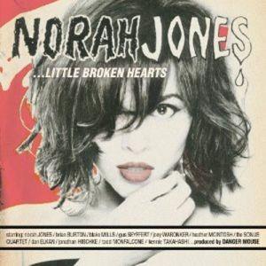cd norah jones little broken hearts - novo lacrado original
