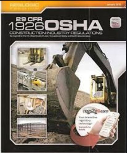 cd norma osha para sector construccion