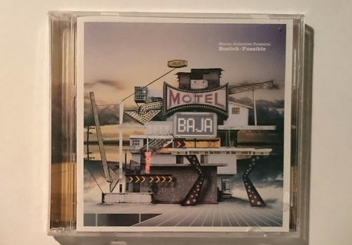 cd nortec collective motel baja (album)