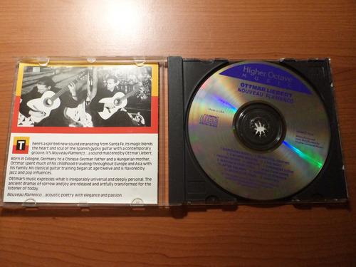 cd - nouveau flamenco - ottmar liebert