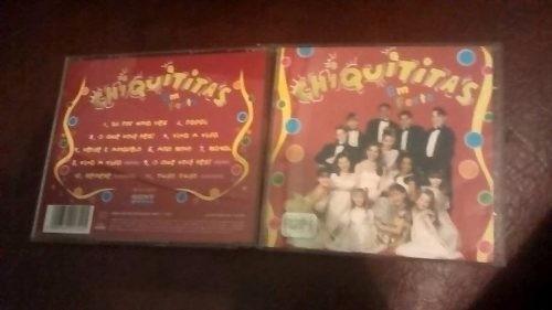 cd novela chiquititas em festa - raridade