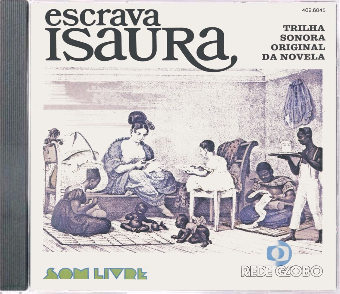 trilha sonora escrava isaura 1976