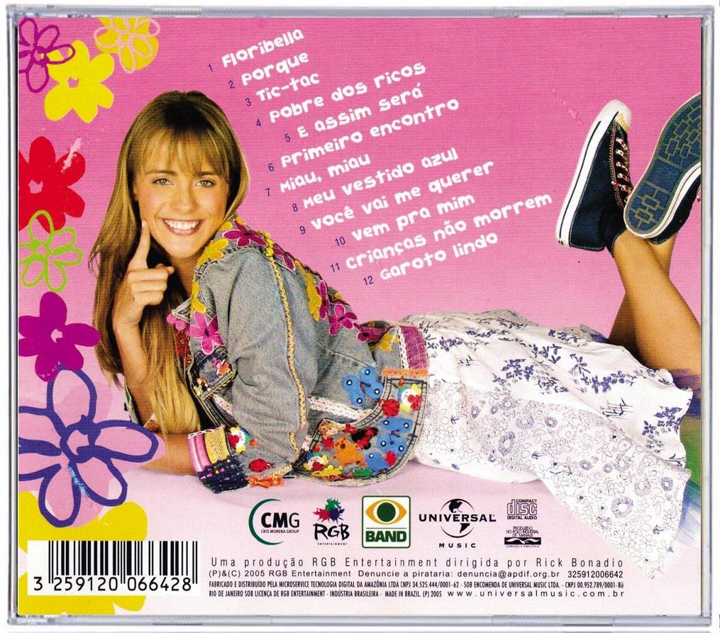cd da novela floribella