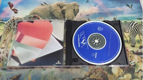 cd novela história de amor internacional original