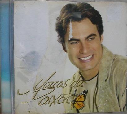 cd   -   novela   :   marcas  da  paixão  -  b88b77