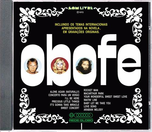 cd novela o bofe internacional  1972 - série colecionador