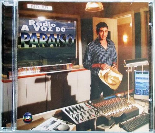 cd novela paraíso  rádio a voz do paraíso 2009