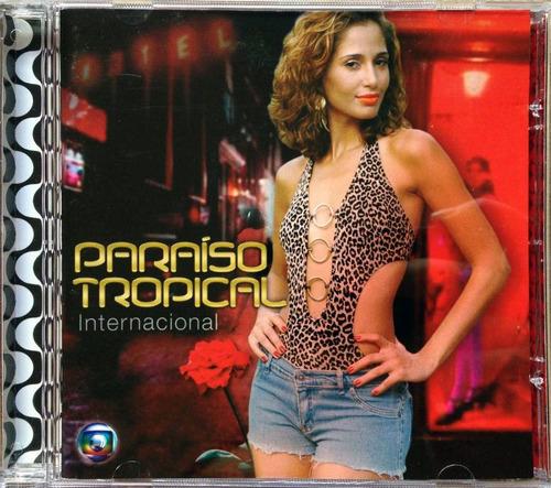 cd novela paraíso tropical internacional 2007