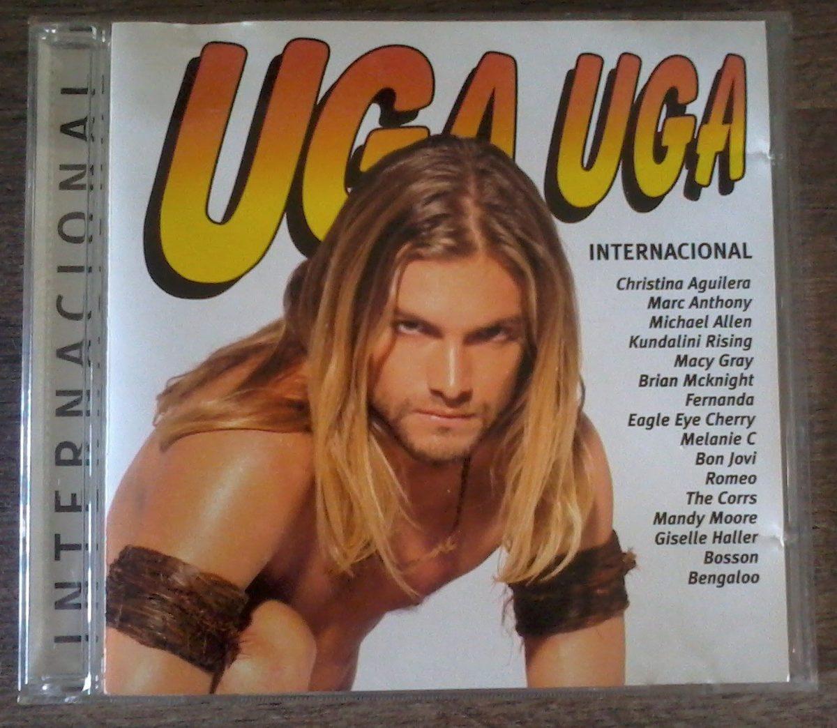 cd novela uga uga internacional