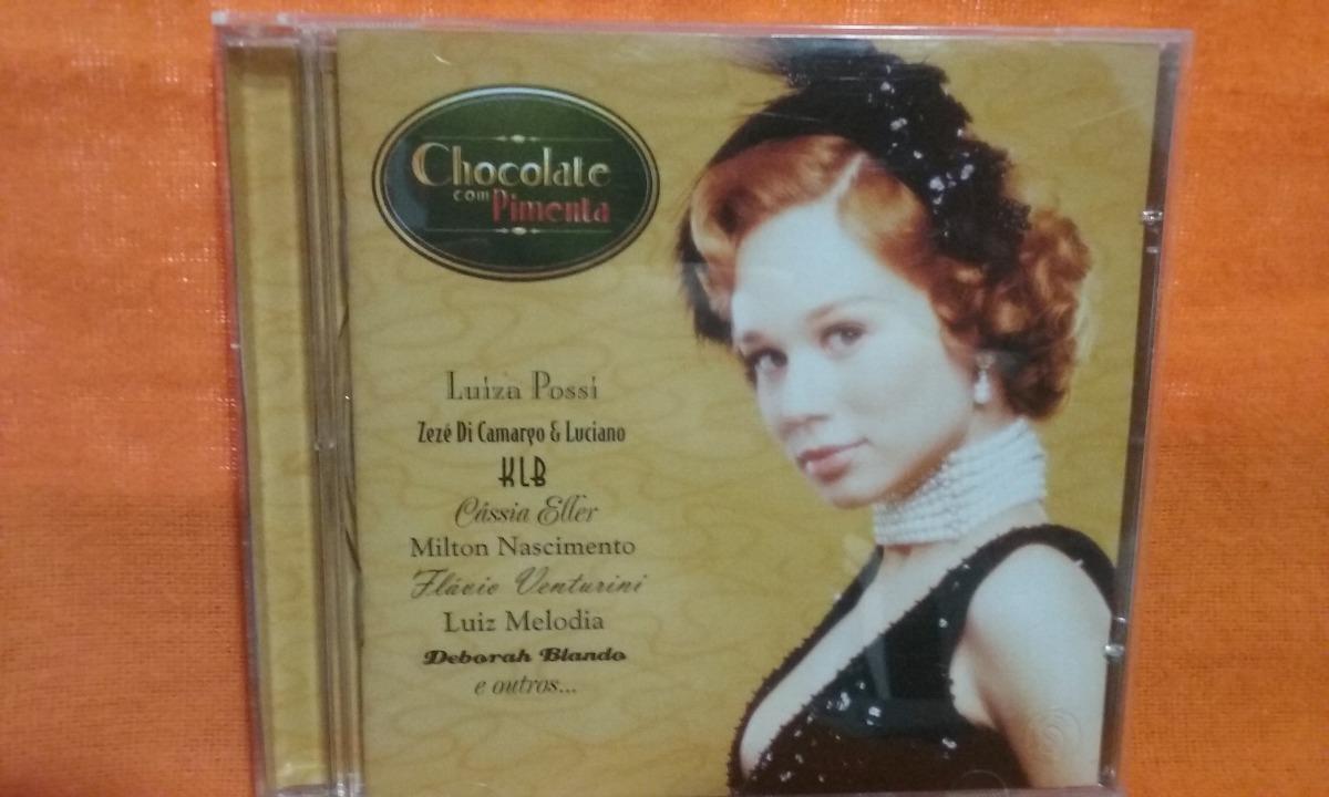 cd da novela chocolate com pimenta nacional