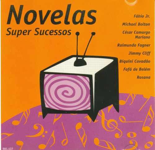 cd novelas super sucessos volume 13