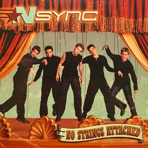 cd nsync no strings attached