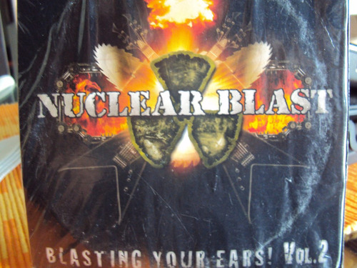 cd nuclear  blasting your ears! vol 2