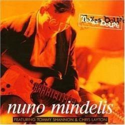 cd - nuno mindelis - texas bound - 1996