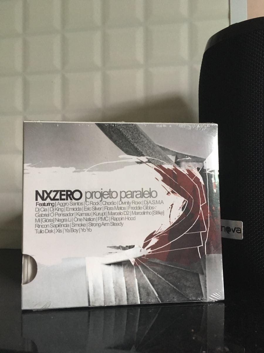 cd nx zero projeto paralelo 2010