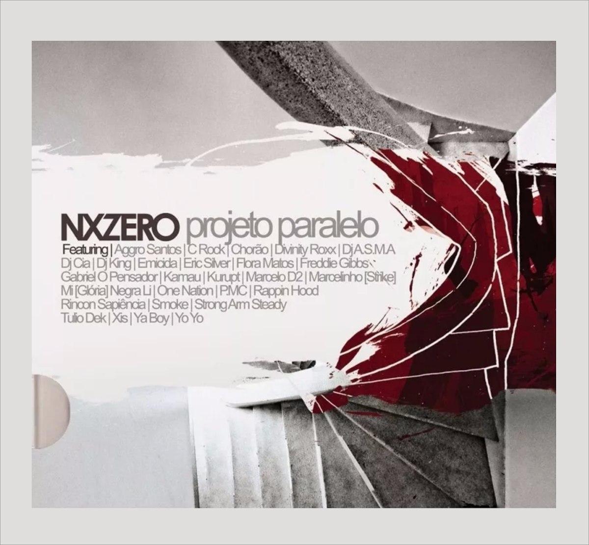 cd nx zero projeto paralelo