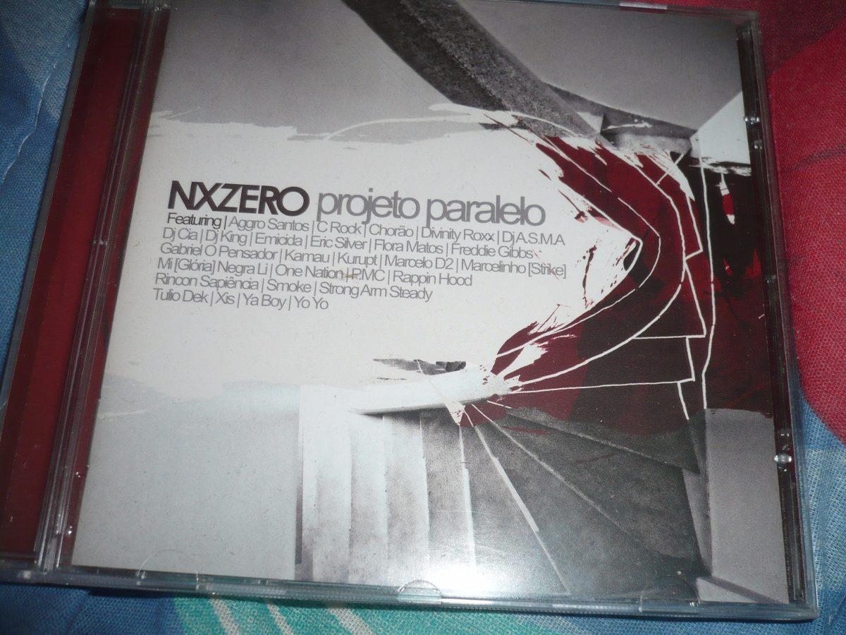 cd do nx zero projeto paralelo