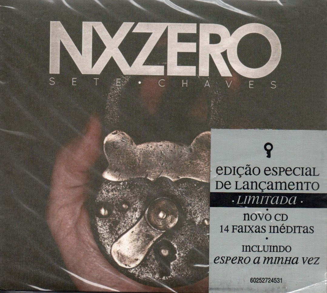 novo cd nx zero sete chaves
