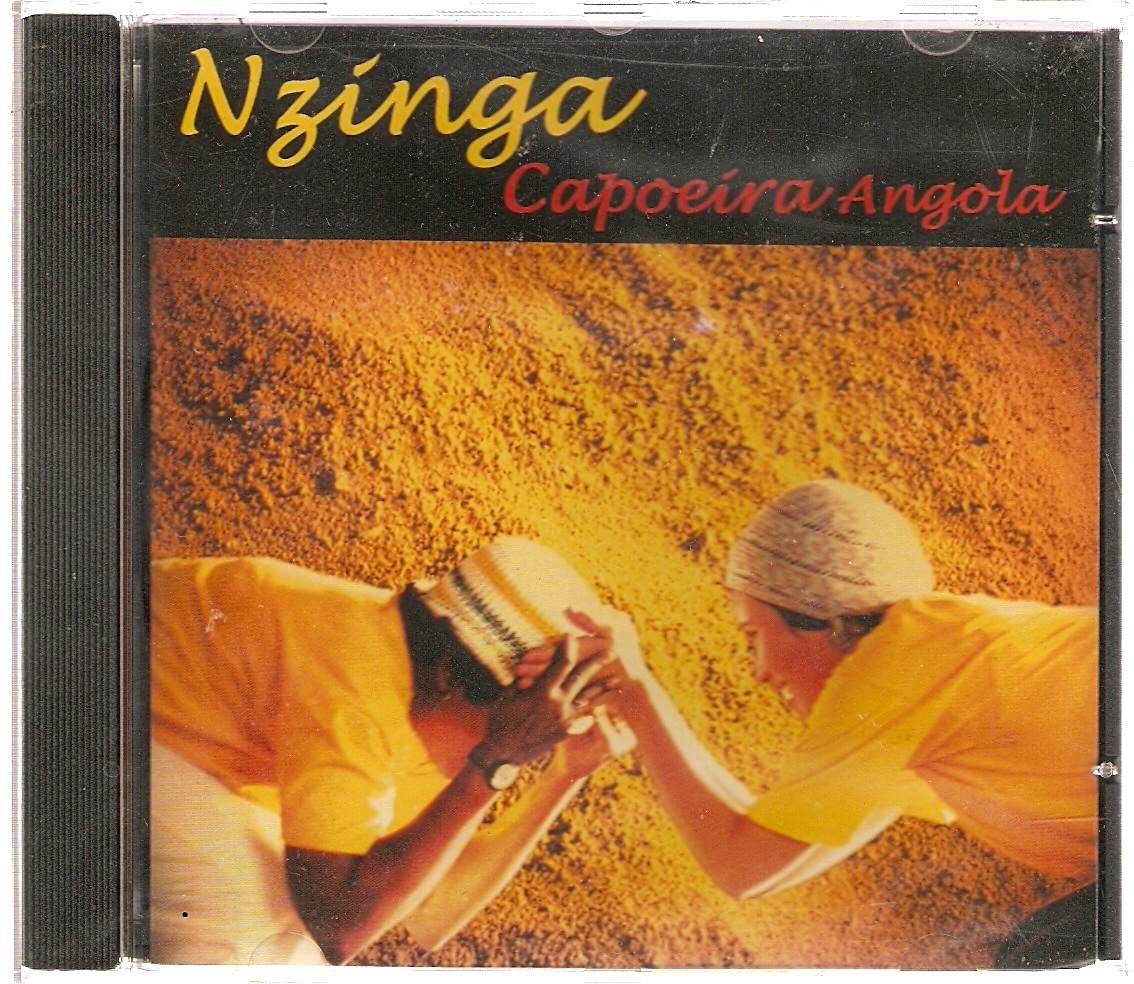 capoeira angola cd