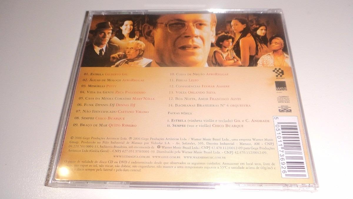 Filme O Maior Amor Do Mundo intended for cd o maior amor do mundo - filme - lacrado caetano chico bua - r
