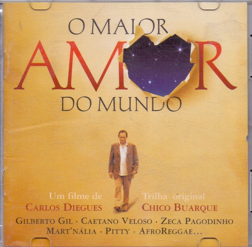 Filme O Maior Amor Do Mundo for cd o maior amor do mundo - trilha sonora - novo*** - r$ 25,00 em