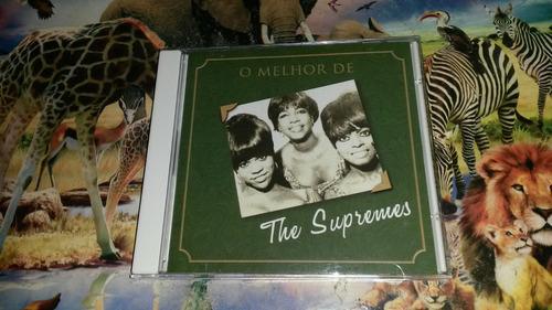 cd o melhor de the supremes original zerado