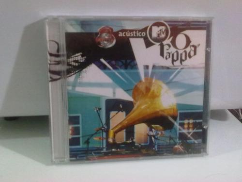 cd o rappa  @  acústico   -2005-