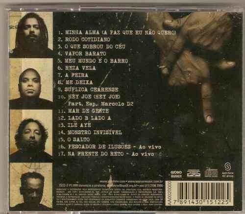 cd do rappa perfil